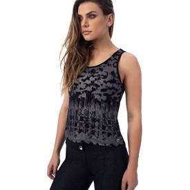 Camiseta Regata Catarine Vestem Preto