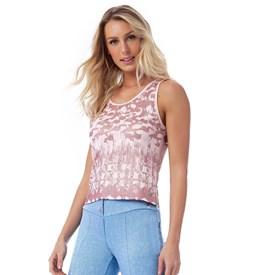 Camiseta Regata Catarine Vestem Rosa
