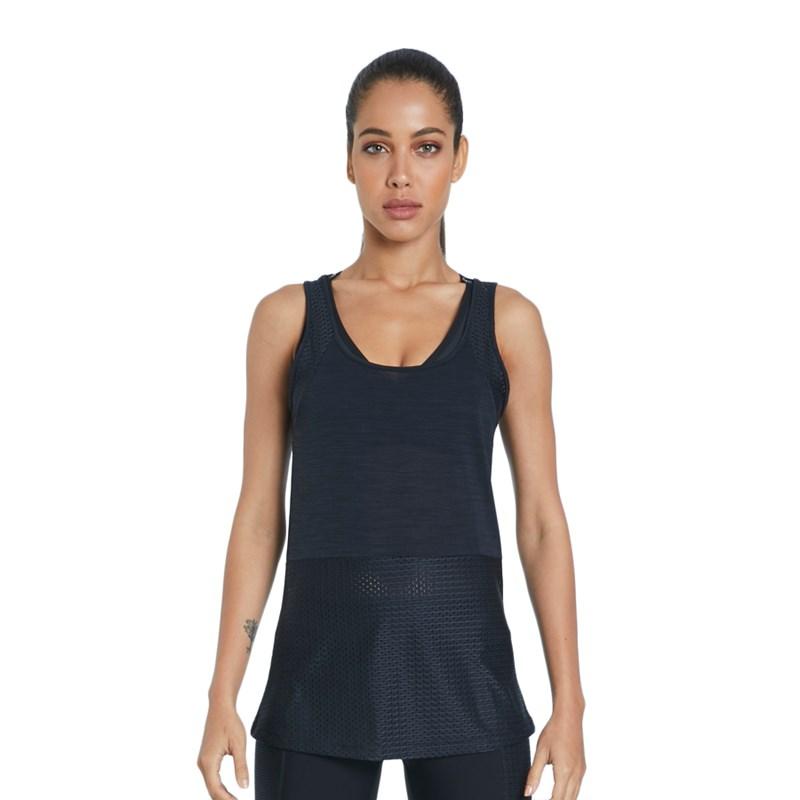 Camiseta Regata La Clofit Basic Preta