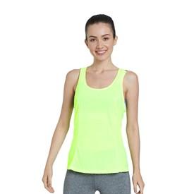 Camiseta Regata La Clofit Free Verde Limao