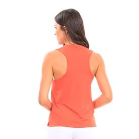 Camiseta Regata Manly Link Laranja