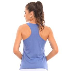 Camiseta Regata Manly New Vibes Azul