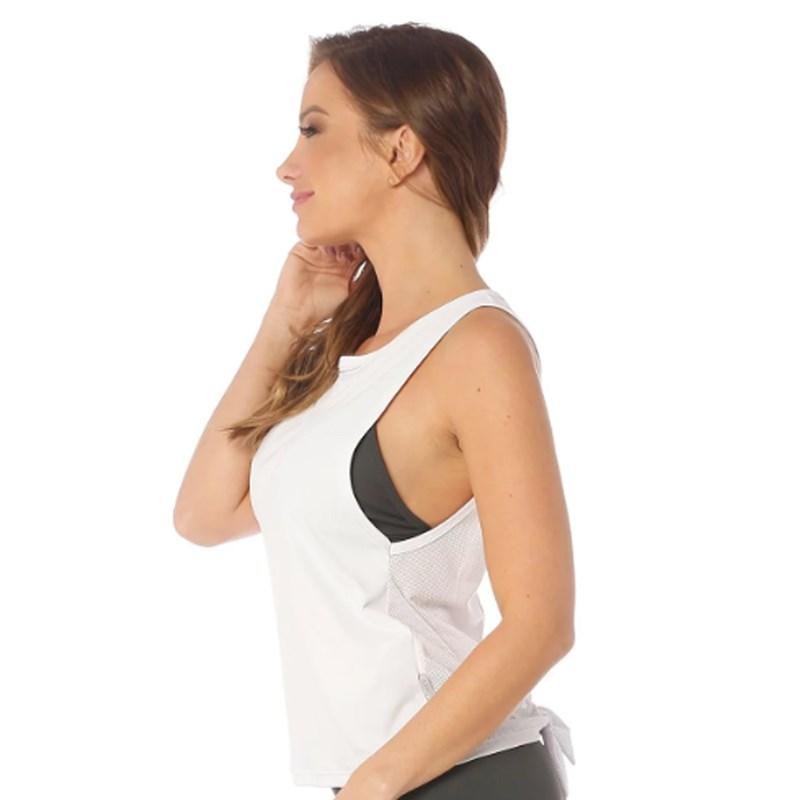 Camiseta  Regata Manly Olympia Branco