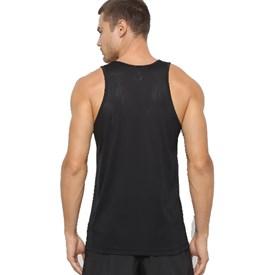Camiseta Regata Nike Breathe Run Preta
