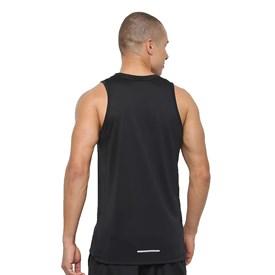 Camiseta Regata Nike Dri-Fit Miler Preta
