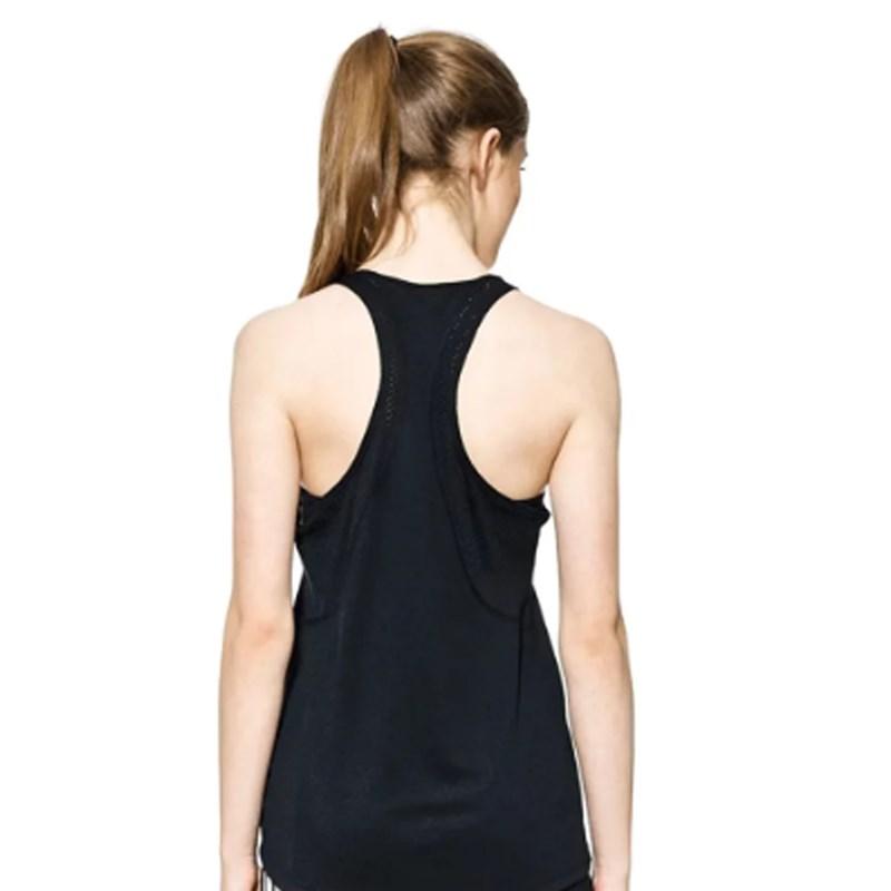 Camiseta Regata Nike Tank Running Preto