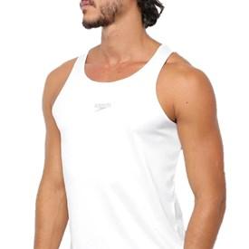 Camiseta Regata Speedo Interlock Basic Branca