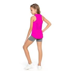 Camiseta Regata Trinys Lisa Intanfil Pink