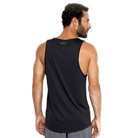 Camiseta Regata Under Armour Tech 2.0 Preto