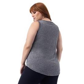 Camiseta Regata Vestem Plus Size Belive