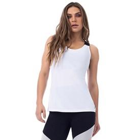 Camiseta Regata Vestem Ultra Branca