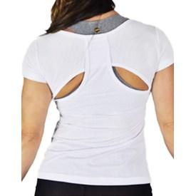 Camiseta Smart Air Best Fit Nadador Branco