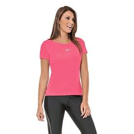 Camiseta Speedo Basic Strech Rosa