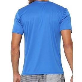 Camiseta Speedo Interlock Azul
