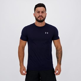 Camiseta Under Armour Streaker 1.0 Azul Marinho