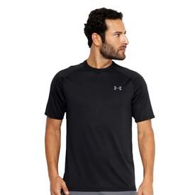 Camiseta Under Armour Tech Preta