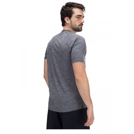 Camiseta Under Armour TSH Twist Tech2 Cinza