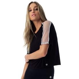 Camiseta Vestem Hoodie Preta