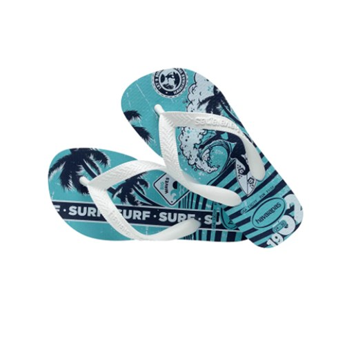 CHINELO HAVAIANAS ATHLETIC INFANTIL AZUL