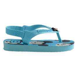 CHINELO HAVAIANAS BABY DISNEY ICE BLUE