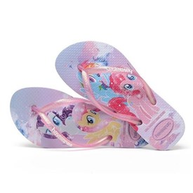 Chinelo Havaianas Kids Slim My Little Pony Lavanda