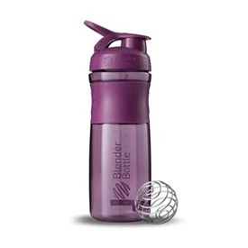 COQUETELEIRA SPORTMIXER TWIST 800ML ROXA BLENDER BOTTLE