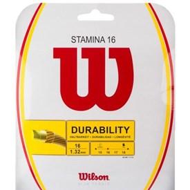 Corda Stamina 16 L 1,32mm Branca-Set Individual
