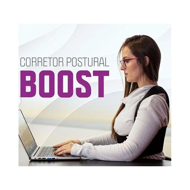 Corretor Postural Hidrolight Boost