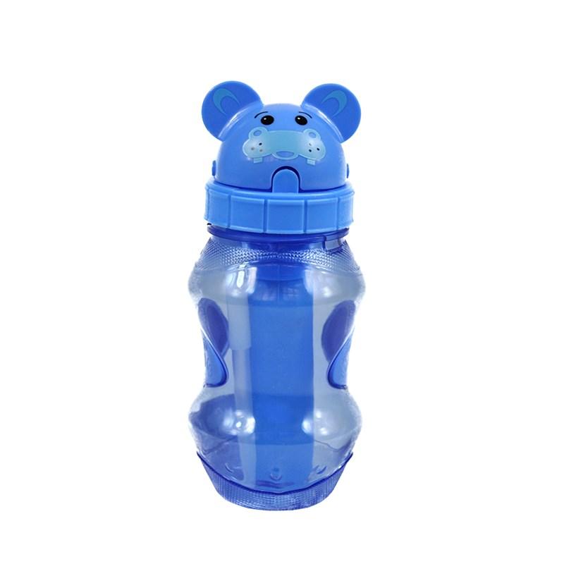 Garrafa Snottra Cool Zooey 350ml Azul