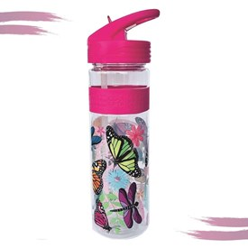GARRAFA SNOTTRA STRAIGHT WALL BOTTLE 532ML ROSA