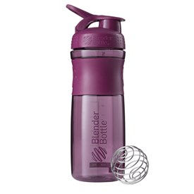GARRAFA SPORT MIXER 800 ML ROXO BLENDER BOTTLE