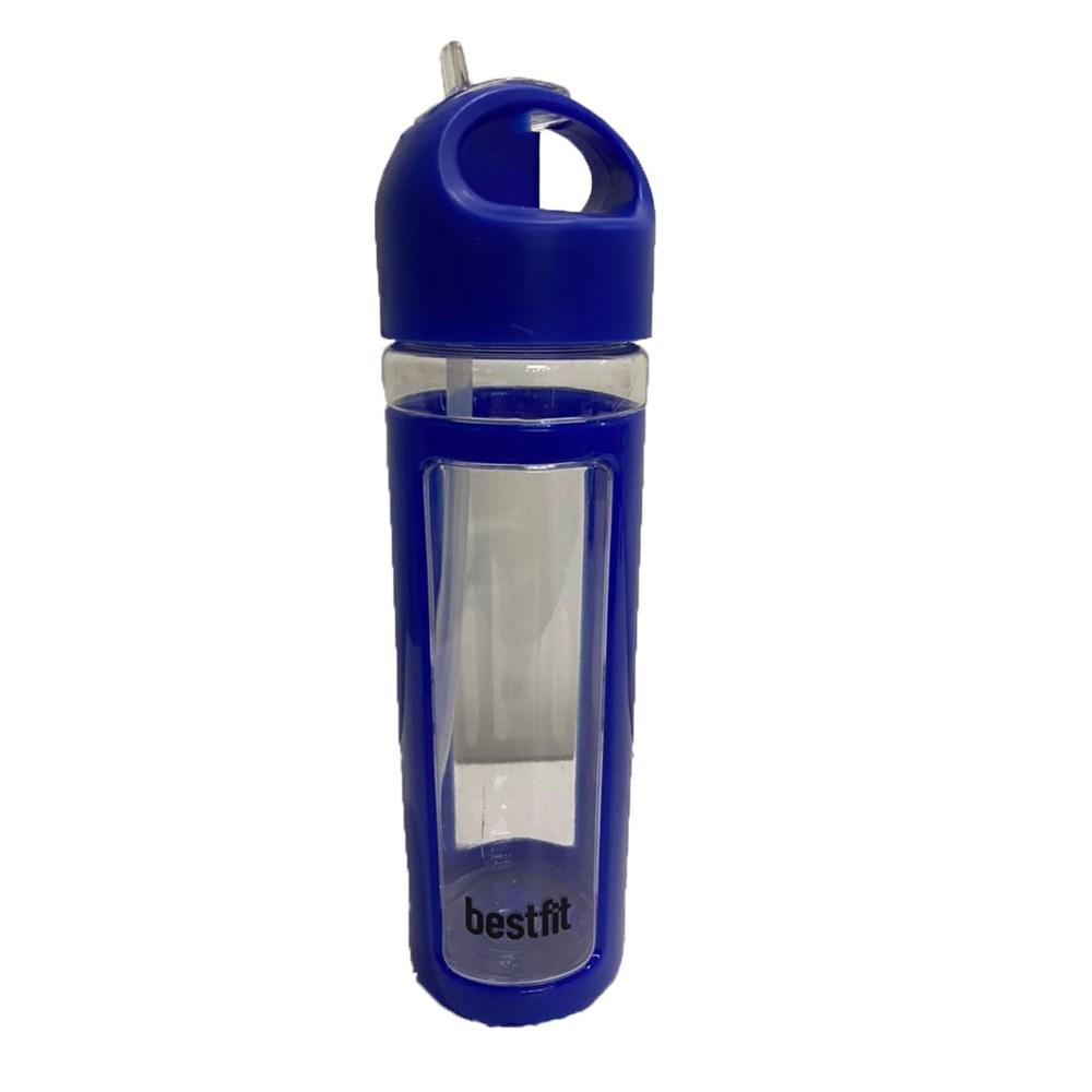 Garrafa Squeeze Best Fit 700ml Azul