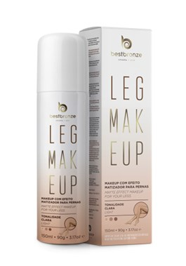 LEG MAKEUP CLARO BEST BRONZE