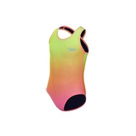 Maiô Infantil Speedo Glow Neon Colorido