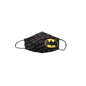 Máscara de Proteção Raros Batman Infantil Preto