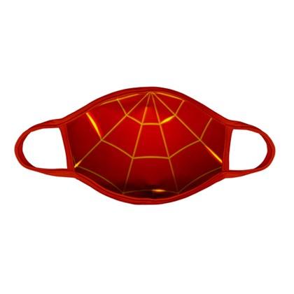 Máscara Infantil Protector Homem Aranha Vermelho