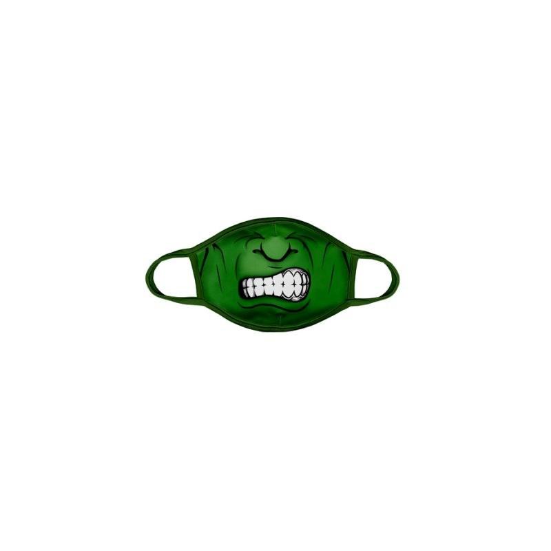 Máscara Infantil Protector Hulk Verde