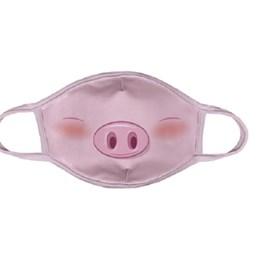 Máscara Infantil Protector Porquinho
