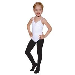 cd8d22dc6b Meia Calça Com Pé Adulto Preto Só Dança - Compre Agora