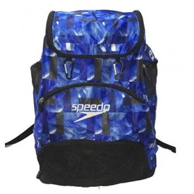 Mochila Speedo Swim II Estampada Azul