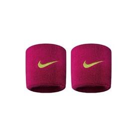 Munhequeira Curta Nike Swoosh Wristband Rosa