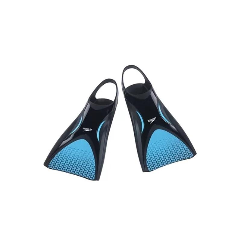 Nadadeiras de Natação Adultas Speedo Power Fin Azul