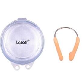 Nose Clip Leader Bege