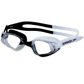Óculos de Natação Adulto Speedo Glypse Preto