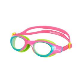 Óculos de Natação Adulto Speedo Swim Neon Rosa