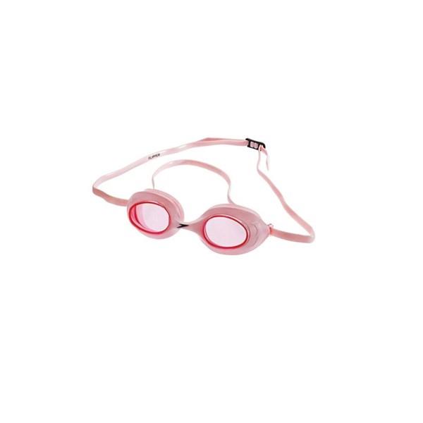 Óculos de Natação Infantil Speedo Flipper Rosa
