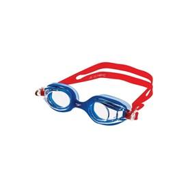 Óculos de Natação Infantil Speedo Júnior Olympic Azul Cristal