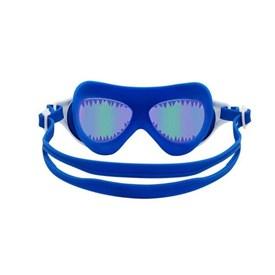 Óculos de Natação Infantil Speedo Kidshark Azul