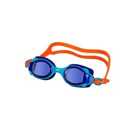 Óculos de Natação Infantil Speedo Lappy Azul e Laranja
