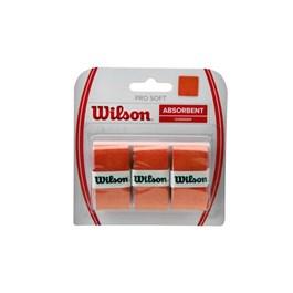 OVERGRIP PRO ABSORBENT VERMELHO WILSON